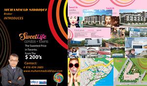 Sweetlife Condos University Suites  in Scarborough Oakville / Halton Region Toronto (GTA) image 1