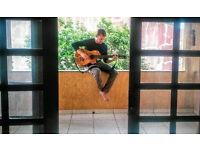 Guitarist/singer - Fellow musicians wanted
