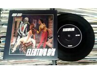 Electric Six – Gay Bar, VG, 7 inch single, released in 2003, vinyl record.