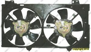 Cooling Fan Assembly (I Model) 2.3L Mazda 6 2003-2008