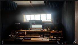 Music Studio - Soundproofed - West London - Short term let