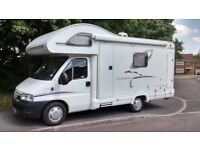 MOTORHOME FIAT .. SOLD .. SIMILAR REQUIRED , WANTE D , MOTOR HOME