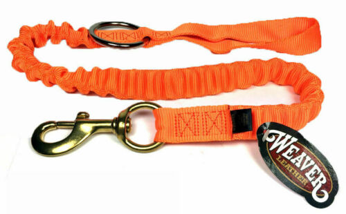 Weaver Arborist Bungee Chain Saw Lanyard, With Ring & Bronze Clip