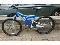 Dunlop Sport 2014 mountain bike disc brakes