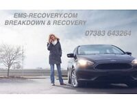 EMS Recovery 07383 643264 Lakeside Thurrock, Bluewater, Chafford Hundred, Brentwood, Grays, Basildon