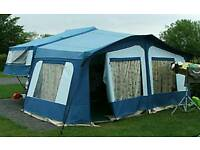 Pennine Sterling 2006 Folding Camper not trailer tent