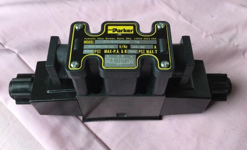 Parker-Hannifin Direct Linear Valve D1VW4CNYC