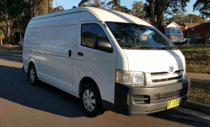2006 Toyota Hiace Van/Minivan Liverpool Liverpool Area Preview