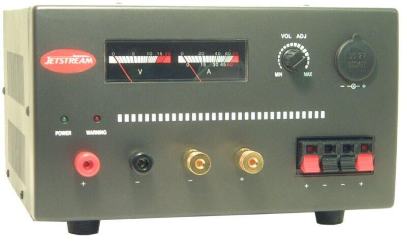 Jetstream JTPS75BCMmkII 75 amp power supply w/battery backup