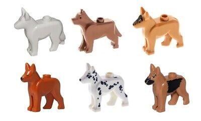 ☀️NEW Lego Friends Animal Pets x6 Dogs Shepherd Dalmatian Alsatian K9 puppy pets for sale  Shipping to Nigeria