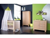 Kidsmill Kubus Nursery Furniture Set