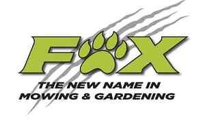 Fox Mowing and Gardening Services Ocean Reef Joondalup Area Preview
