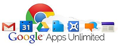 G Suite For Business /Google Apps Unlimited Drive Storage Free License 100 Users
