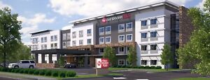 New BEST WESTERN PLUS coming soon! LOCAL INVESTMENT OPPORTUNITY