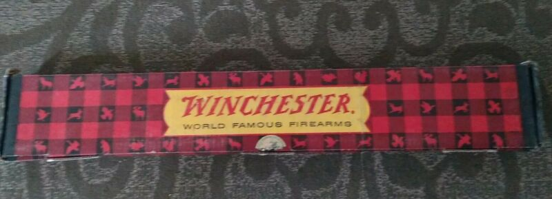 Winchester 30-30 Rifle box only, model 94. Sesquicentennial...rare