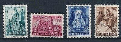 [719] Belgium 1948 good Set very fine Used Stamps