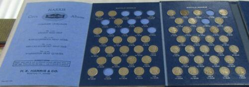 1913-1964 Buffalo & Jefferson Set of 106 Nickels In Harris Album