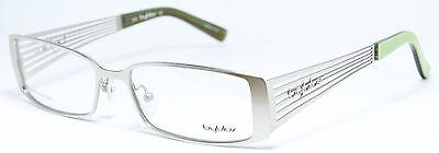 Byblos Original Brille Eyeglasses Occhiali Lunettes Gafas BY03404 Silber Edel 7TehTLH