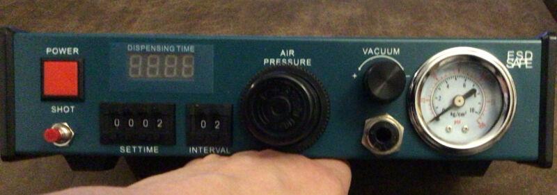 983a DIGITAL DISPLAY AUTO GLUE DISPENSER SOLDER  LIQUID CONTROLLER DROPPER