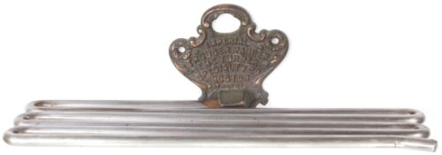Antique Imperial Trouser Hanger The Turner Specialty Co. Boston Nov 17 1900 Old