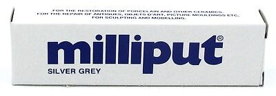 Milliput Silver-Grey (4 oz) Pack Two Part Multi-Purpose Epoxy Putty Modeling NIB Multi Purpose Putty