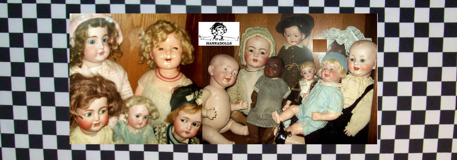 Hannadolls Antiques and More