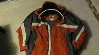 BUBBA - UNISEX Windriver 3 and 1 Jacket