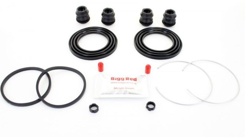 FRONT Brake Caliper Seal Repair Kit (2) to fit LEXUS IS 250 2005-2013 (6059)