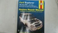 1991-2001 Ford Explorer Haynes Repair Manual