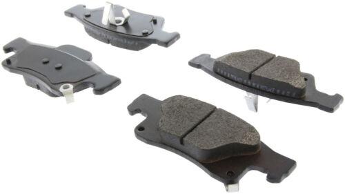 Carbolook Hose /& Stainless Banjos Pro Braking PBR4715-CAR-SIL Rear Braided Brake Line