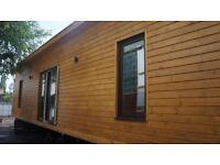 Timber frame house (mobile home)