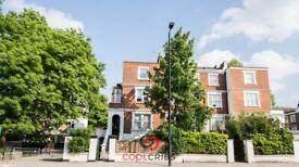 Large mezzanine studio apartment in Camden Road, Camden, N7 Ref: 1239