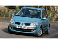Renault Scenic 1.6 2007 Very Low Mileage 54k 6 speed gearbox