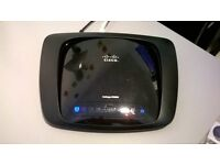 Cisco LinkSys E1000 V2 4-Port 10/100 Wireless N Router CAN POST/DELIVER