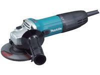 Makita GA4530R Angle Grinder Slide Switch, 115 mm, 240 V £55 ono.
