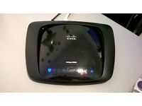 Cisco LinkSys E1000 V2 4-Port Wireless N ADSL Router CAN POST/DELIVER