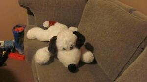 STUFFED ANIMALS DOG OR BEARS