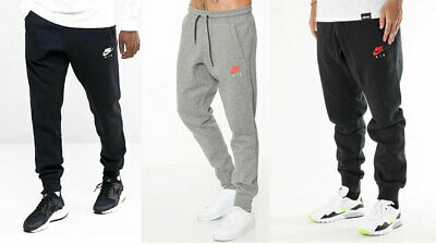 Nike Air Heritage Cuffed Swoosh Jogger Sweatpant jogginghose Jogging Hose
