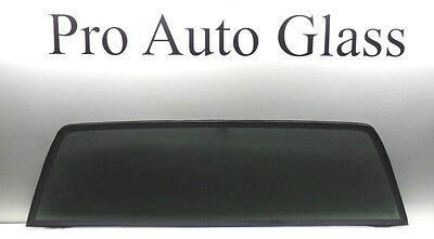 Chevy GMC C/K 1500-6500 Privacy Tinted Stationary Back Glass Rear Window