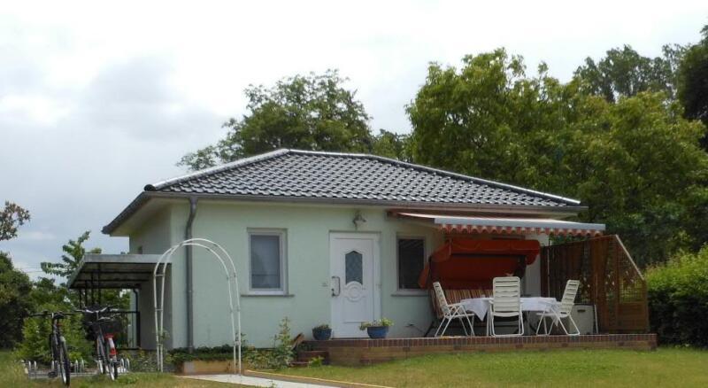 Ferienhaus bungalow am ruppiner see zu vermieten in for Bungalow brandenburg