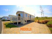 😎☀️😎 Bargain Offer TODAY @Seton Sands!! Lovely 8-berth static caravan, stunning views, rent / hire
