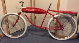 "Western flyer American 26"" cruiser bicycle"