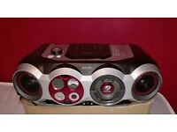 Philiph Stereo Boombox Sub Woofer