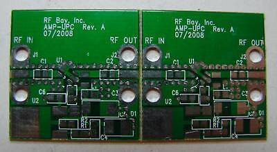 PCB Para nec UPC2711T UPC2763T UPC2771T Amplificador Mmic , Qty.2