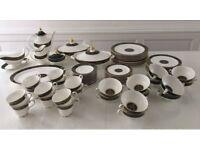PRISTINE CONDITION 80 piece set, Royal Doulton CARLYLE (discontinued range)