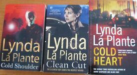 Lynda La Plante books