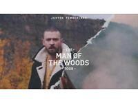 Justin Timberlake- Birmingham tickets in ROW 1