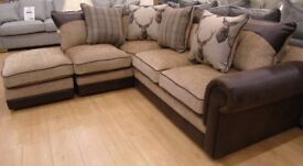 Stag Design Corner Sofa