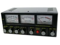 Power, Modulation & SWR meters.