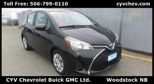 2015 Toyota Yaris LE Automatic Hatch